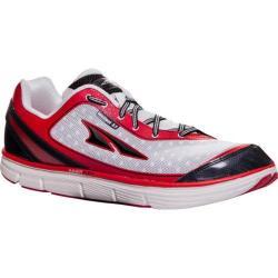 Men's Altra Footwear Instinct 3.5 Running Shoe Racing Red/White