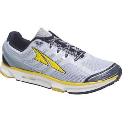 Men's Altra Footwear Provision 2.5 Running Shoe Silver/Cyber Yellow