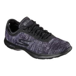 Women's Skechers GO STEP One Off Lace Up Black