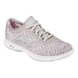 Women's Skechers GO STEP One Off Lace Up Taupe