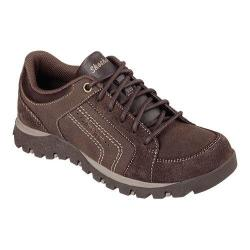 Women's Skechers Grand Jams Cardinal Lace Up Chocolate