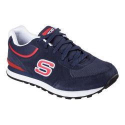 Men's Skechers Retros OG 82 Sneaker Navy/Red