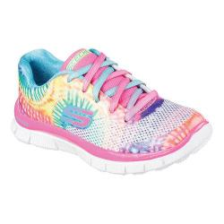 Girls' Skechers Skech Appeal Color Rush Neon/Pink/Multi