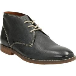 Men's Bostonian Verner Style Chukka Boot Navy Leather