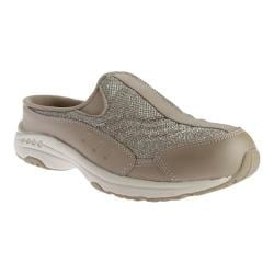 Women's Easy Spirit Traveltime Slip-on Gold Leather