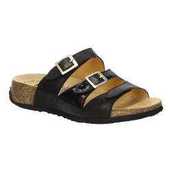 Women's Think! Mizzi 86759 Slide Black/Kombi Material Mix