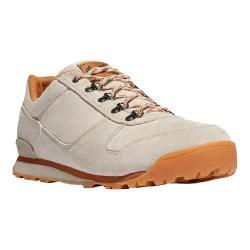 Men's Danner Jag Low 3in Hiking Shoe Beige Suede