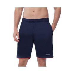 Men's Fila Focus Short Peacoat/Chinese Red