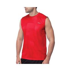 Men's Fila Surge Sleeveless Tank Top Chinese Red