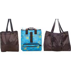 Sacs of Life Insulator 3 Bag Set Love Dream Blue