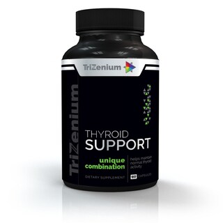 TriZenium Thyroid Support (60 capsules)
