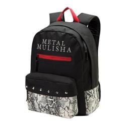 Women's Metal Mulisha Lush Backpack Black