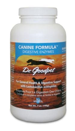 Dr. Goodpet Canine Digestive Enzymes