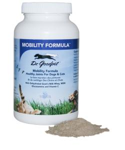 Dr. Goodpet Mobility Formula - All Natural Effective Hip & Joint Pain Relief!