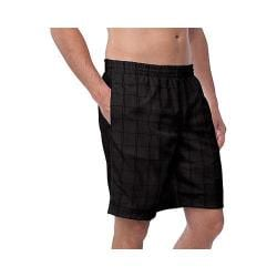 Men's Fila Turn On Me Reversible Short Black/Royal Blue