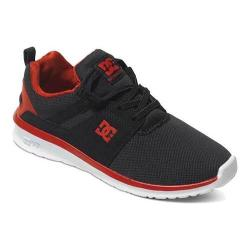 Girls' DC Shoes Heathrow Black/Red