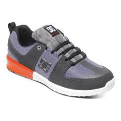 DC Shoes Lynx Lite Skate Shoe Grey/Red/White