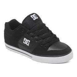 Men's DC Shoes Pure Black/Black/White 17449029