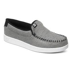 Men's DC Shoes Villain TX Grey Ash