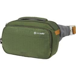 Pacsafe Camsafe V5 Cross Body and Hip Pack Olive/Khaki