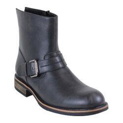 Men's Arider Albert-01 Ankle Boot Black PU