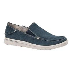 Men's Dockers Ravello Slip On Navy Washed Canvas