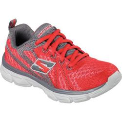 Boys' Skechers Advance Sneaker Red/Charcoal