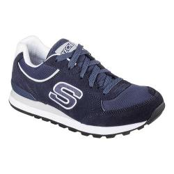 Women's Skechers Retros OG 82 Classic Kicks Sneaker Navy