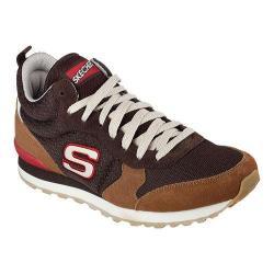 Men's Skechers Retros OG 85 Bueller High Top Brown/Chestnut