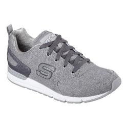 Women's Skechers Retros OG 92 Walk It Out Lace Up Gray