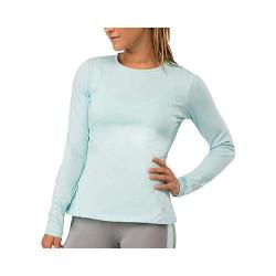 Women's Fila Net Set Long Sleeve Top Aqua