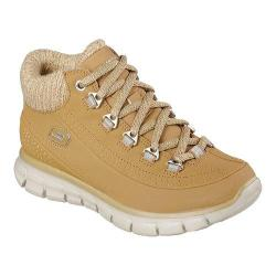 Girls' Skechers Synergy Strong Will High Top Wheat