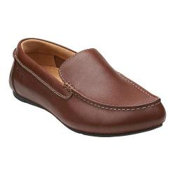 Men's Clarks Marcos Flow Walnut Leather