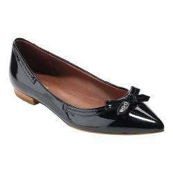 Women's Cole Haan Alice Detail Skimmer Black Patent