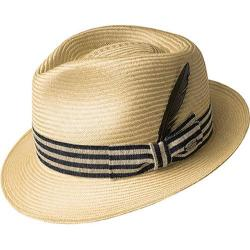 Men's Bailey of Hollywood Ancrum Trilby 63258 Natural