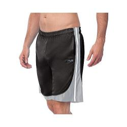 Men's Fila Wing Man Short Black/Highrise/White