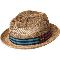 Men's Bailey of Hollywood Berle Fedora 81702 Natural