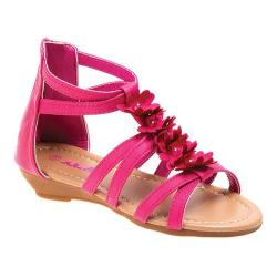 Girls' Josmo O-8102 Gladiator Sandal Fuchsia