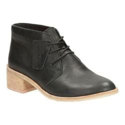 Women's Clarks Phenia Carnaby Black Leather
