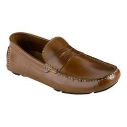 Men's Cole Haan Howland Penny Driver Saddle Tan