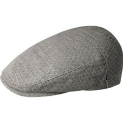 Men's Bailey of Hollywood Asano Flat Cap 90079 Slate