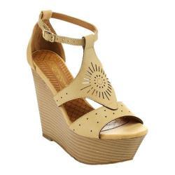 Women's Da Viccino Citrus-2 Platform Sandal Nude
