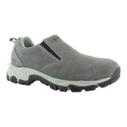 Women's Hi-Tec Altitude Moc Toe Shoe Blue Moon Suede