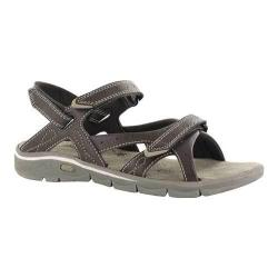 Women's Hi-Tec Soul-Riderz Active Sandal Chocolate/Light Taupe Synthetic