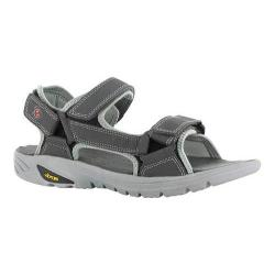 Men's Hi-Tec V-Lite Walk-Lite Ranger Active Sandal Charcoal/Black/Red Synthetic