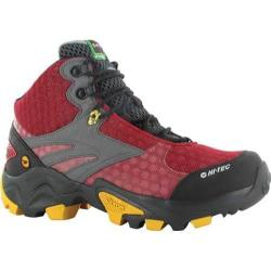 Men's Hi-Tec V-Lite Flash Fast Hike I Waterproof Boot Core Red/Core Gold Synthetic