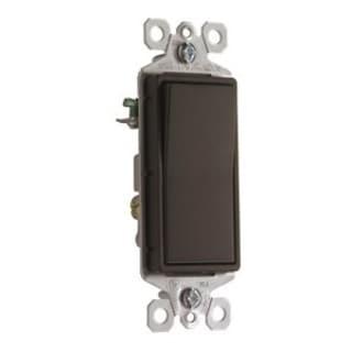 Pass & Seymour TradeMaster 15A 3-Way Decorator Switch, Dark Bronze