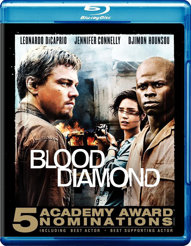 Blood Diamond (Blu-ray Disc) 3012997