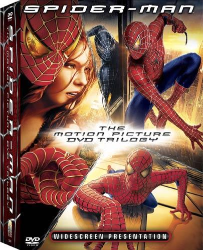 Homem Aranha Trilogia – 2008