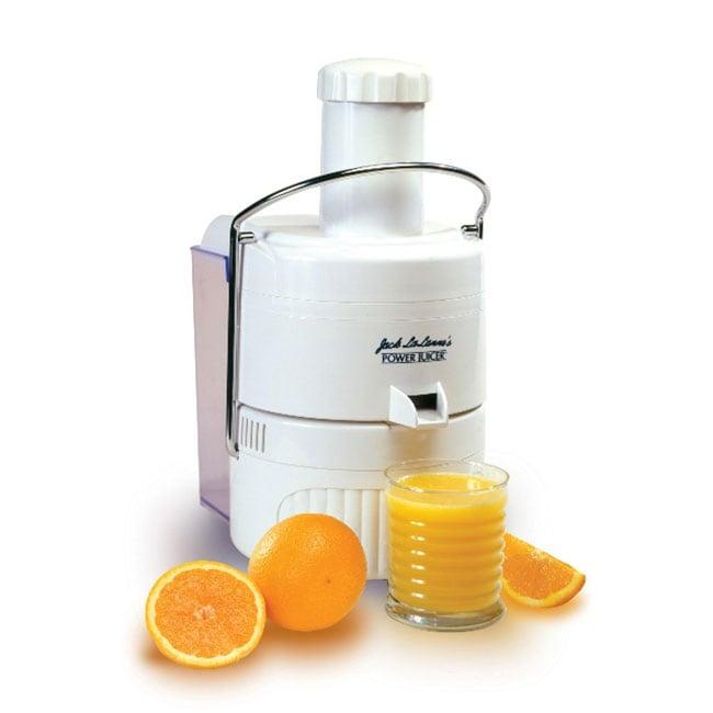 juicer guide jack lalanne juicer ~ Entsafter Jack LalanneS Power Juicer
